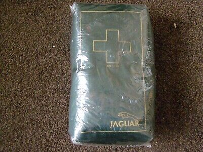 Unused Period Jaguar First Aid Kit Sealed Xk8 Xkr Xj8 Xjr Xj X308 X350 Xjs Xk