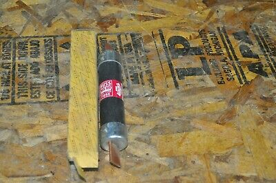 Bussmann One Time Buss Fuse Nos 100 600 Volt 100 Amps Nos Free Shipping