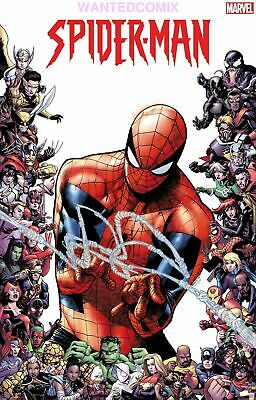 Amazing Spider-Man #28 Ramos Marvel 80Th Frame Variant Cover Marvel Comic Book 1