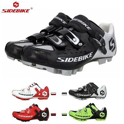 Helmets SIDEBIKE Mens MTB Mountain Bike Fitness Cycling Shoes For Shimano SPD