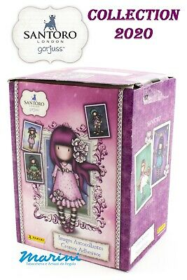 Santoro London Gorjuss Panini Box 50 Bustine Figurine Stickers Collezione 2020