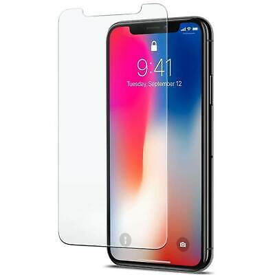 Tempered Glass Screen Protector For iPhone 11 Pro XS Max XR X 8 7 6s 6 Plus SE 5