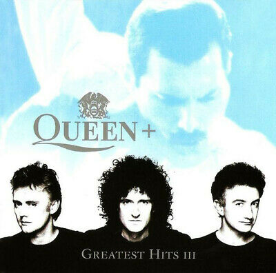 Queen Greatest Hits III (VG+) CD, Comp, RE, RM, Sup