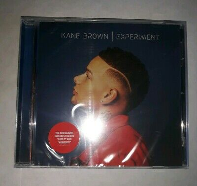 Kane Brown Experiment (CD, 2018, RCA) Brand New - Case Cracked [Country]