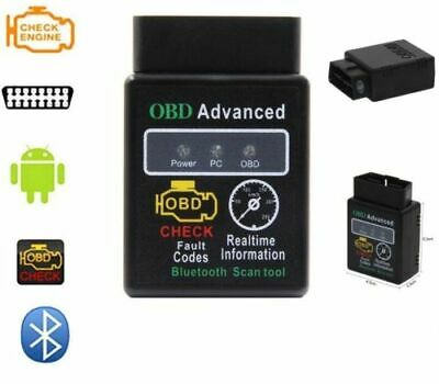 Car Bluetooth V2.1 Mini ELM327 OBD2 Auto Scanner for Multi-brands CAN-BUS Tool