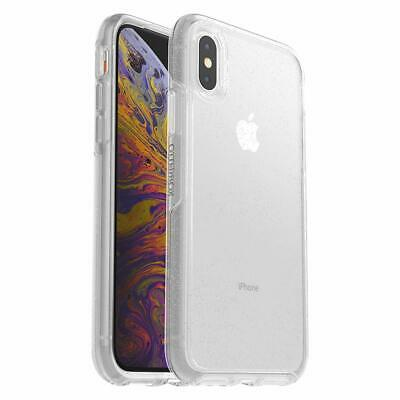 OtterBox SYMMETRY CLEAR SERIES Case With GlitteriPhone Xs & iPhone X (STARDUST)