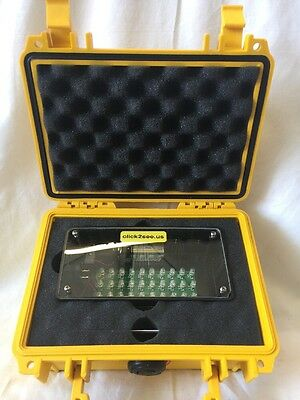 Click2see.us Visual Fiber Tester Model VFT-30R w/Pelican Case *Free Shipping A01