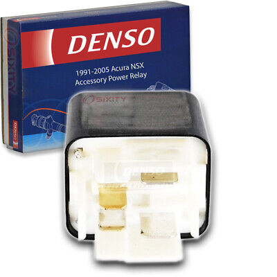 Denso Accessory Power Relay for Acura NSX 1991-2005 Electrical Wiring Switch vy