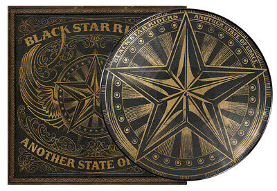 BLACK STAR RIDERS - ANOTHER STATE OF GRACE, ORG 2019 EU PICTURE DISC vinyl LP