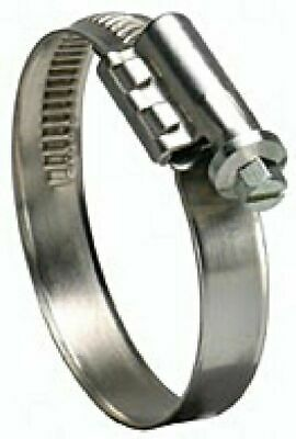 """Ideal Tridon 6732-1 Hose Clamp, Size 32, 1-1/2"""" to 2-1/2"""", 67-1 Type, Box of 10"""