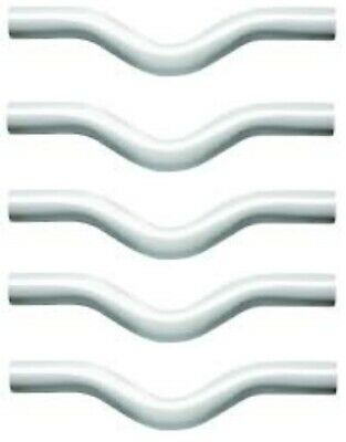 """Oatey 42758 3/4"""" PVC Condensate Running Trap, Pack of 5"""