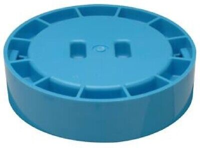 Zurn LC-RC5 Round ABS Roughin Cover Assembly With Foam Shield