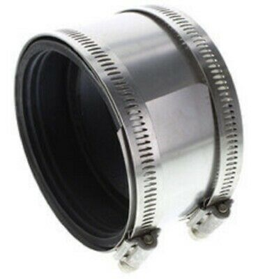 """Anaco Husky 5041 CP43 Specialty Transition Coupling, 3"""" PL/ST/X - 4""""CI, 24 Units"""