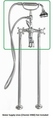 Cheviot Cheviot Products Inc 5117-BN Freestanding Tub Faucet Filler