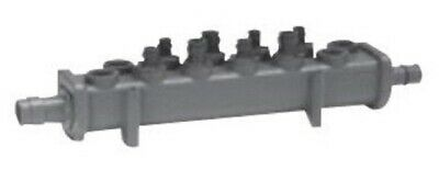 """Uponor Wirsbo Q2211000 EP Valveless Branch Manifold, 10 outlets, 1"""" ProPEX"""