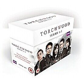 Torchwood - The Collection (Series 1-3) DVD