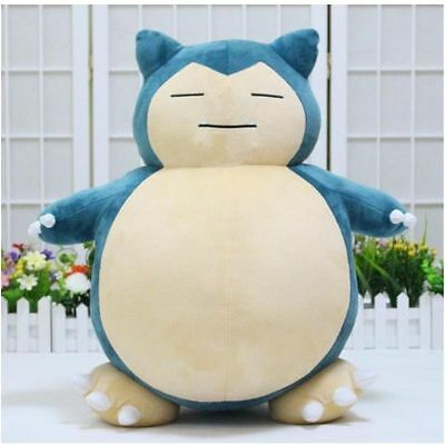 30cm Pokemon Center Go Plush Toy Snorlax Kabigon Stuffed Animal Cute Doll 12""