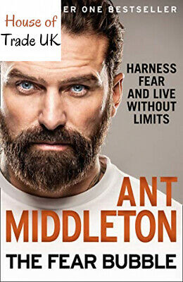 The Fear Bubble: Harness and Live Without Limits Hardcover – 5 Sep 2019