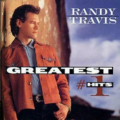Randy Travis : Greatest #1 Hits CD (2008) Highly Rated eBay Seller, Great Prices