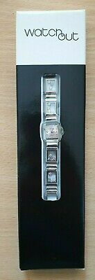 50x Watch Out Ladies Jewel Metal Watches New Boxed No Reserve Job Lot No Battery