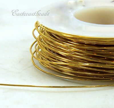 Square 16G HH 10 FT Dix Gold wire beautiful jewelry grade brass metal!