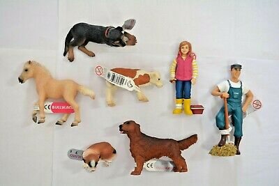 Bullyland 65447 rottweilers Fiona 8 cm chiens et chats
