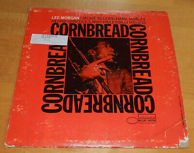 Lee Morgan - Cornbread LP - Blue Note - BLP 4222 Mono RVG NY USA