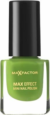 Max Factor Max Effect Mini Nail Polish 32 Cactus Green