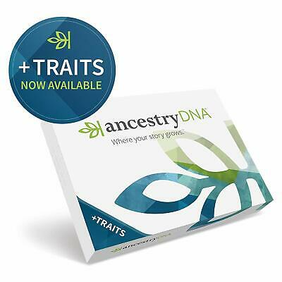 AncestryDNA: Genetic Testing Ethnicity with Traits SEE DESC