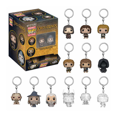 The Lord of the Rings - Pocket Pop! Keychain (Single Blind Bag) - Loot - BRAND N