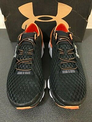 huge selection of 35058 6bf7f [1266212-003] MENS UA Under Armour Speedform Gemini 2 Running - Black Orange