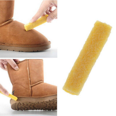 Shoes Rubber Eraser for Suede Nubuck Leather Stain Boot Shoes Cleaner Tool G$