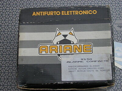 Car Alarm Ariane