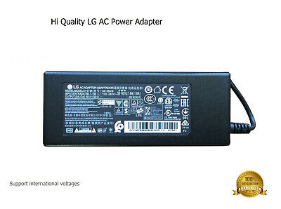 AC Adapter - Power Supply for LG 29WK600 29WK600-P UltraWide IPS Monitor