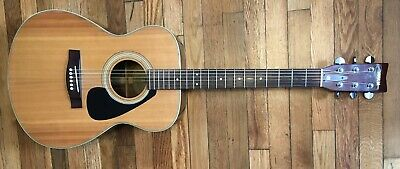 Vintage Yamaha FG-331 Grand Concert Acoustic Guitar Made between 1977 & 1981.
