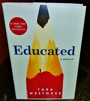 Educated A Memoir Tara Westover 2018 Hc Dj Book