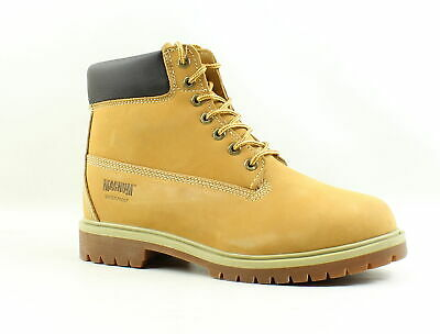 Magnum Mens Foreman Wheat Work & Safety Boots Size 10 (E, W) (515076)
