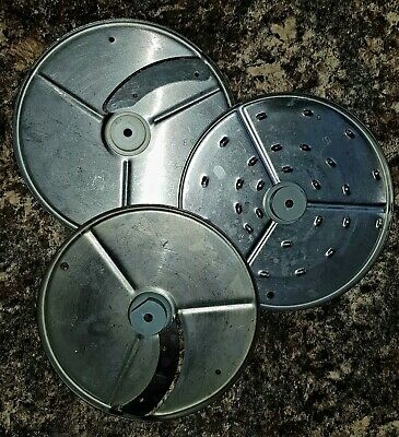 Robot Coupe 3Mm 4Mm Slicing Grater 2Mm Discs For R201 R101 Cl30 R301 R301