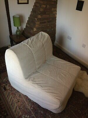 Surprising Ikea Lycksele Lovas Chair Bed Sofabed Vgc Little Used Pale Andrewgaddart Wooden Chair Designs For Living Room Andrewgaddartcom