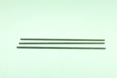 3x Lincoln Electrode 0.11in X 6in