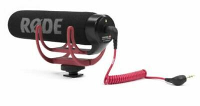 Rode Videomic GO On Camera Shoe Mount, Rycote Lyre Onboard Microphone, Free S/H