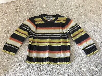Boys Rocha Little Rocha Stripey Jumper Sweatshirt Age 2 - 3 - Lovely Quality
