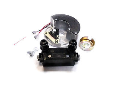 Accensione Elettronica  Electronic ignition Sidecar Dnepr Ural 6/12V