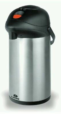 Thermo Pump Jugs Stainless Steel 2,5 L Jug