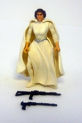 STAR WARS PRINCESS LEIA ORGANA Power of the Force Figure COMPLETE C9+ 1995