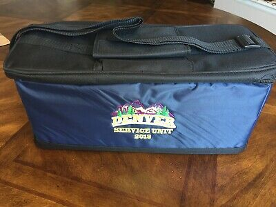 Union Pacific Railroad Denver Service Unit 2013 Lunchbox/Thermos Safety Award