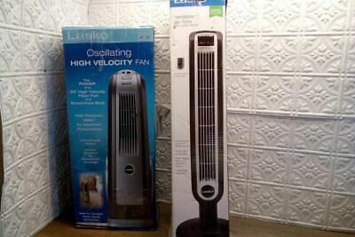 LASKO HIGH VELOCITY Oscillating Floor Blowing Fan with 3