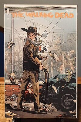 The Walking Dead  #1 Variant 15th Anniversary cover NM