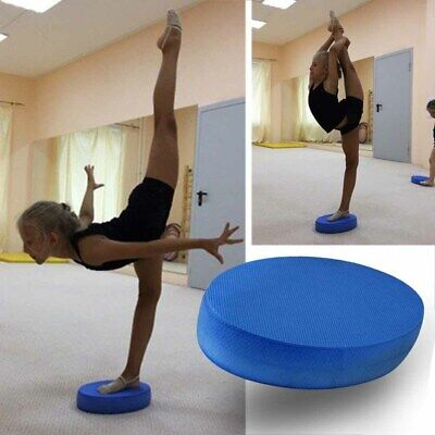 Yoga Balance Board Disc Gym Stability Anti-slip Cushion Wobble Pad Physio US