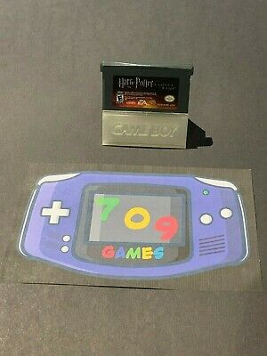 Harry Potter And The Goblet Of Fire Gameboy Advance Gb Gba *Tested*